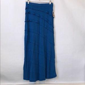 INC Petite Maxi Skirt (F45)